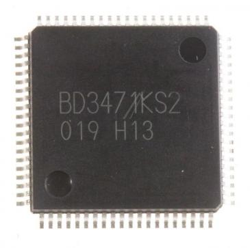 BD3471KS2 QFP80  IC ROHM
