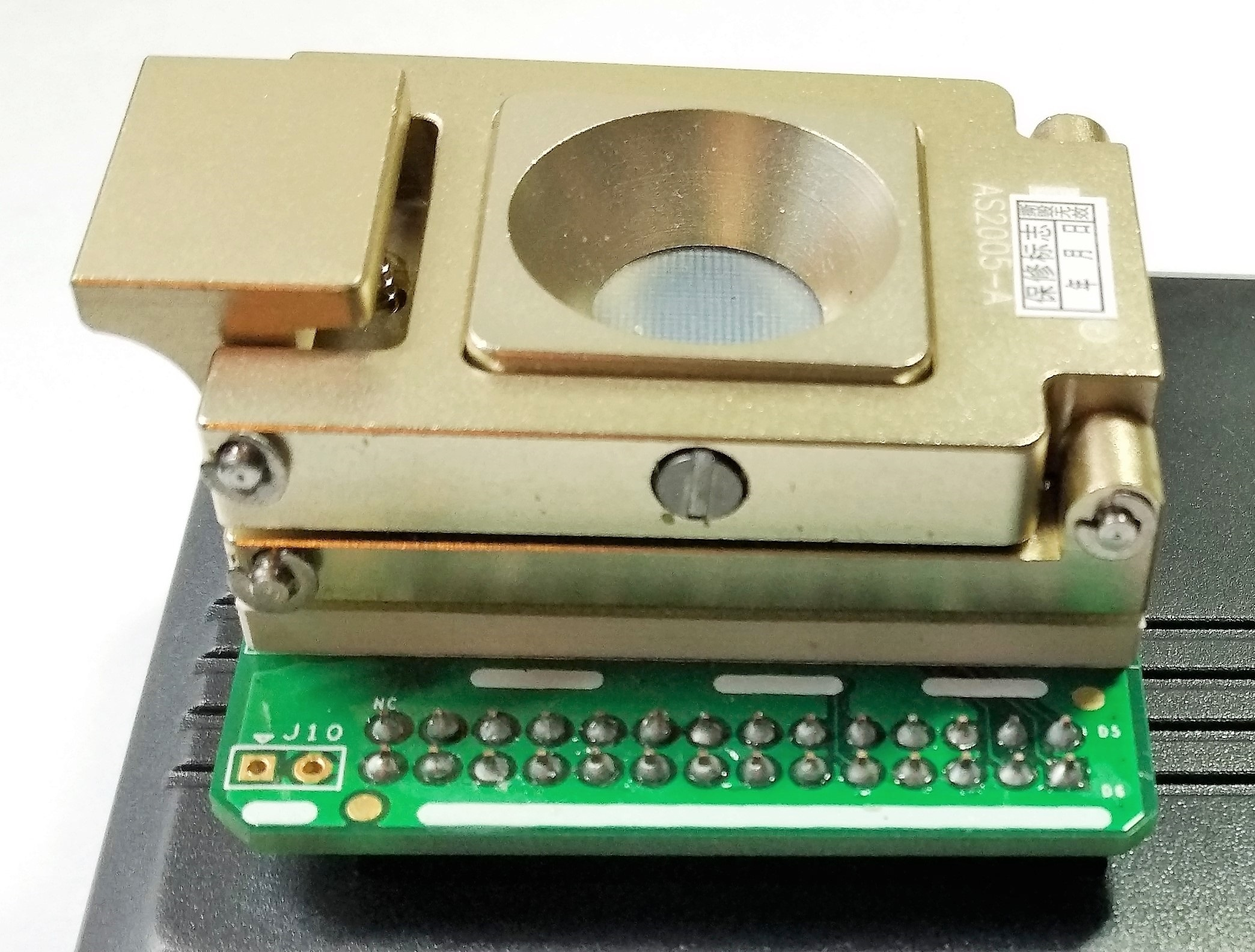 BGA130 programmer socket for FM64D1G12A FM64D1G56A etc.