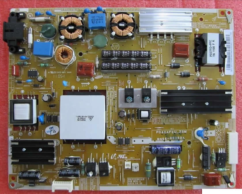 BN44-00352A PD46AF0U_ZSM Samsung LED tv Power board
