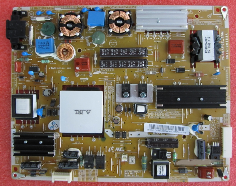BN44-00353A PD46AF0E_ZSM Samsung LED tv Power board