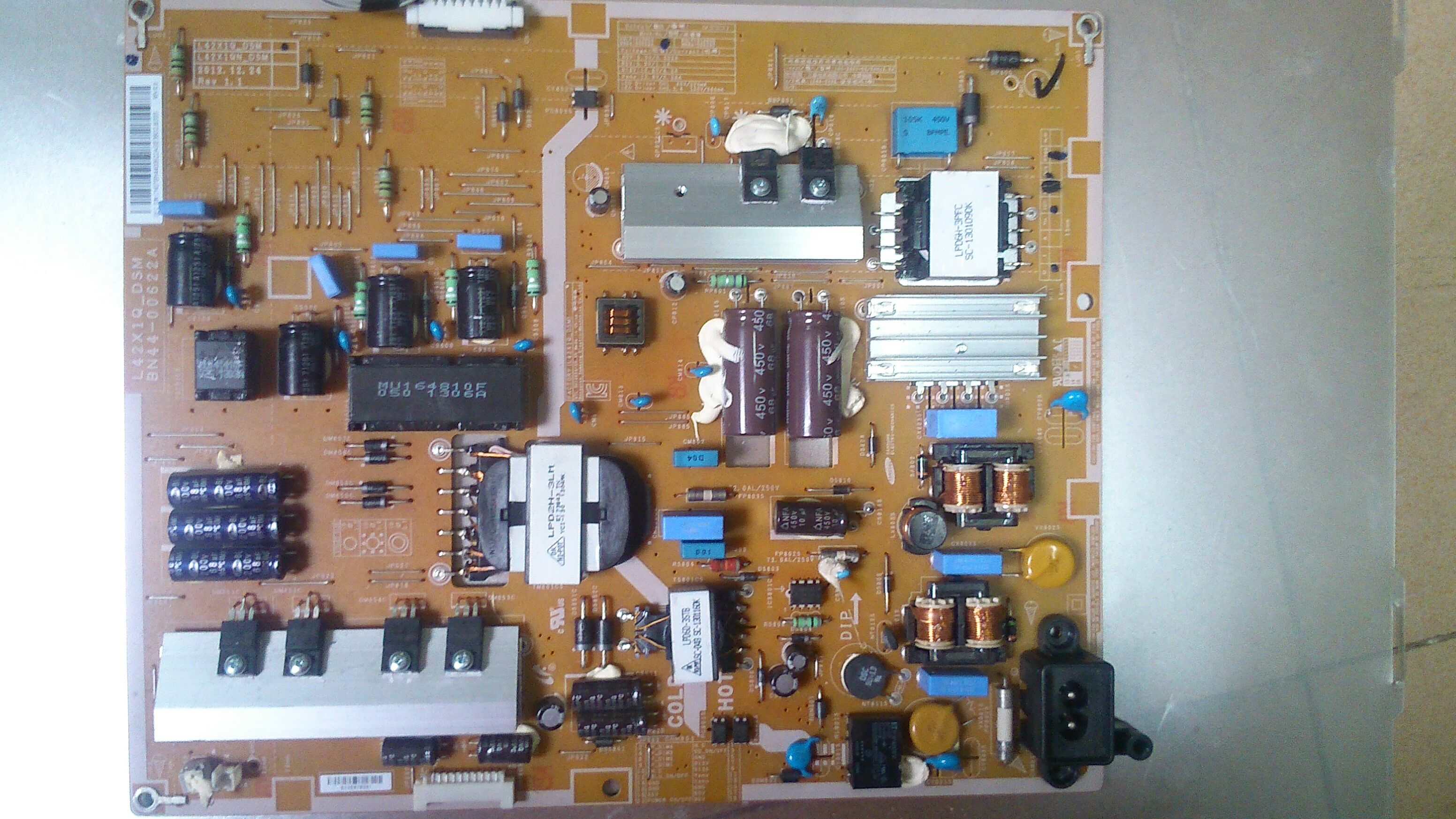 BN44-00622B  led tv power supply board