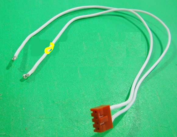 CCFL wire ,long wire 27cm, short wire 24cm 5 pcs/lot