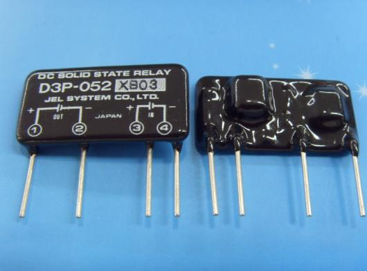 D3P-052 DC SOLID STATE RELAY
