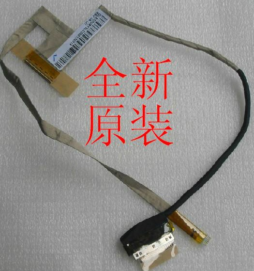 NEW Toshiba Satellite L840 L830 DD0BY3LC000 LVDS CABLE  LCD CABLE