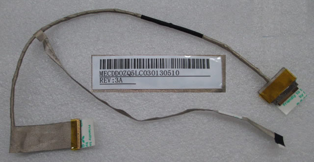 ACER 4733 4738 4552 4552G D728 ZQ5  LCD CABLE DD0ZQ5LC030