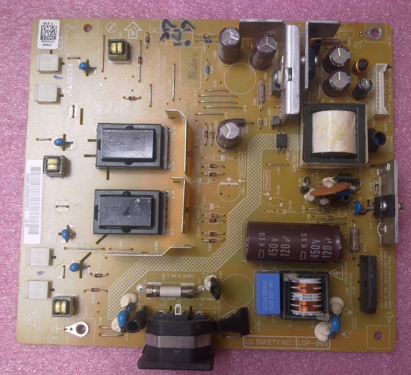 DPS-48CP LGP-005 Power Board