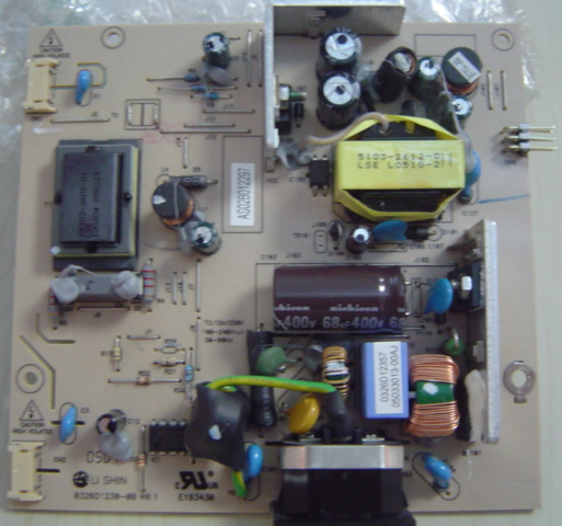 E193430 0326D1230-00 R0.1 Power Supply