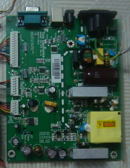 ELO E511375 POWER SUPPLY BOARD