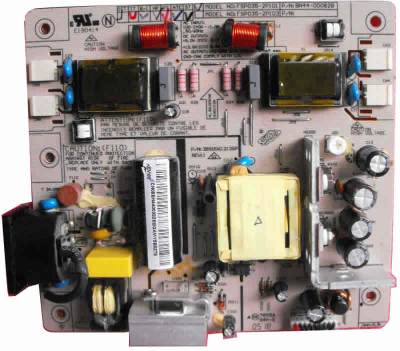 FSP035-2PI01 BN44-00082B Power Supply