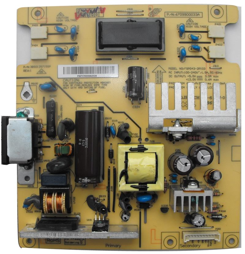 FSP043-2PI03 Power Supply