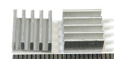 IC HEATSINK 9*9*5mm 5pcs/lot