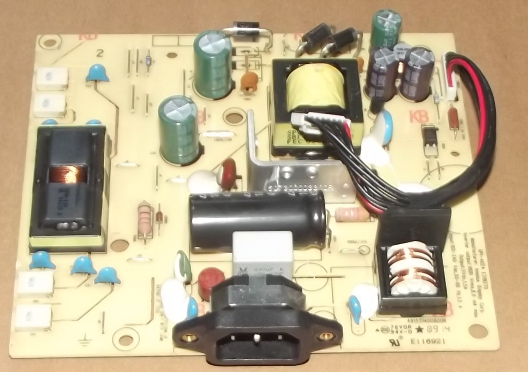 491531400800R ILPI-090 POWER SUPPLY BOARD