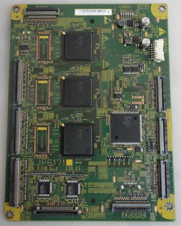 JP6171 hitachi P50X102C logic board