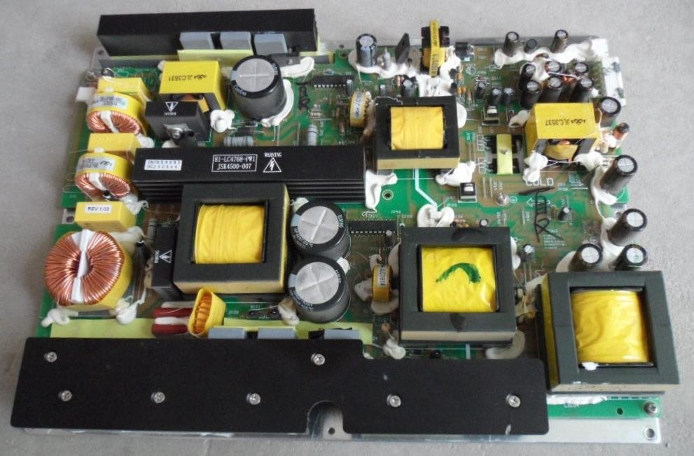 Power supply JSK4500-007 81-LC4768-PW1