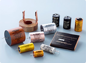 Jensen Audio Capacitors