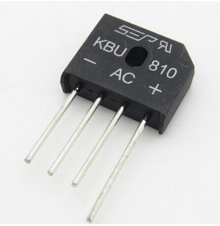 KBU810 8A1000V 5pcs/lot