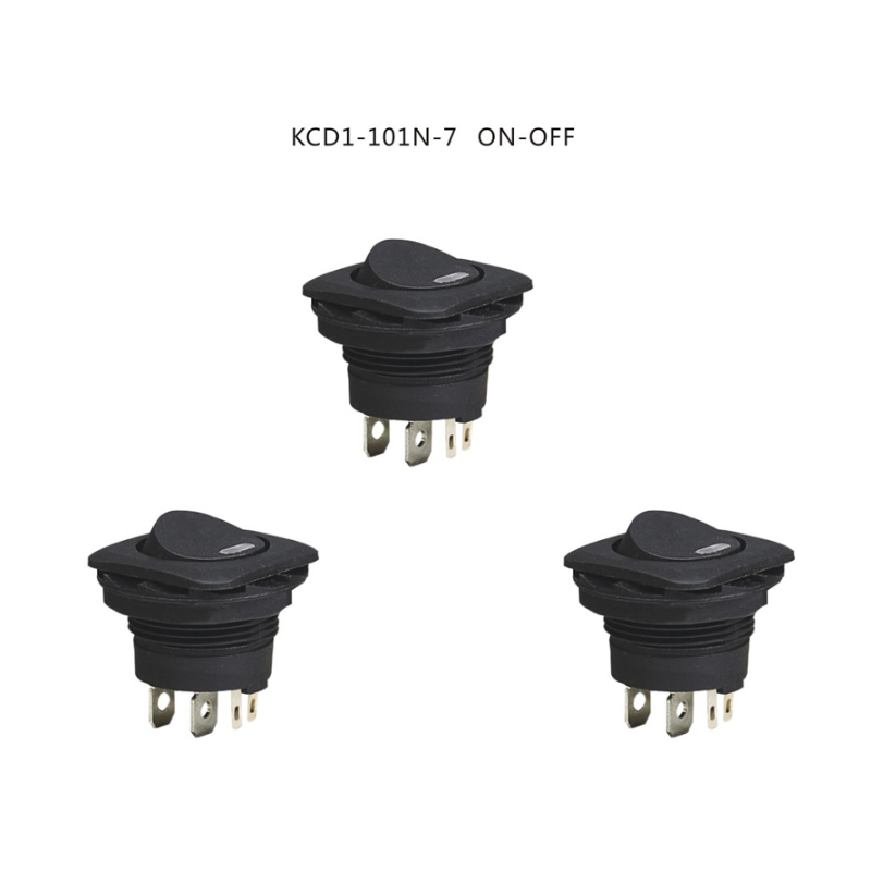KCD1-101N-7 ON-OFF Boat switch