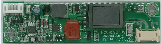 KCVH130 V3 backlight inverter board