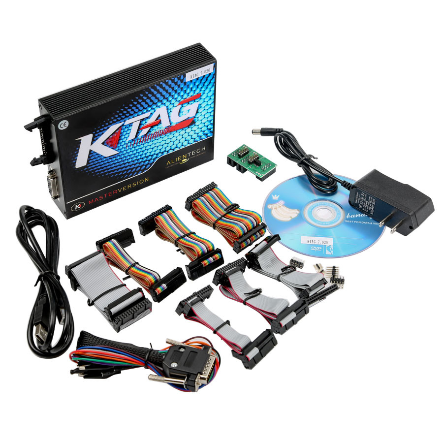 KTAG 7.020 EU K-TAG V2.23 2.25 V7.020 ECU ONLINE VERSION