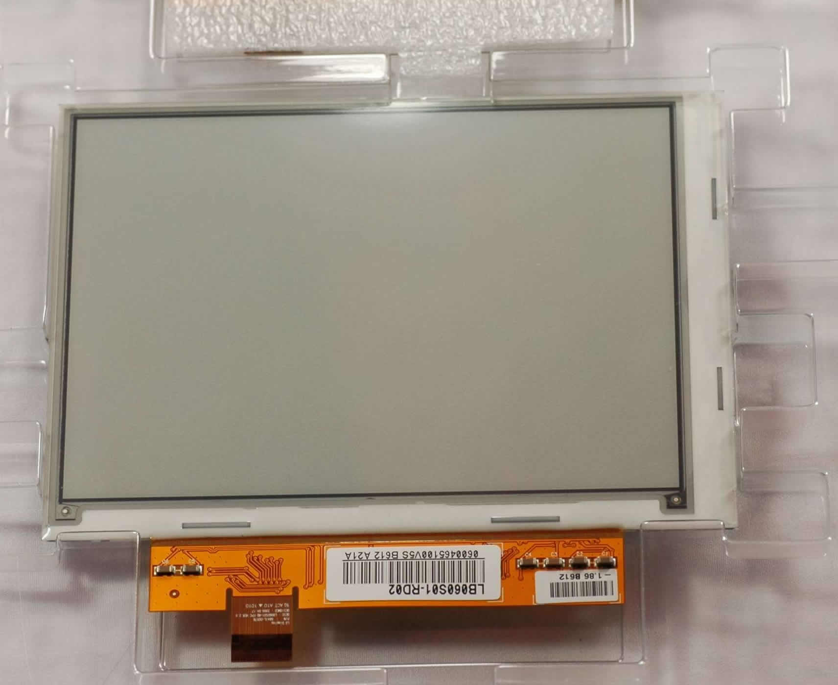 LB060S01-RD02 LG display New