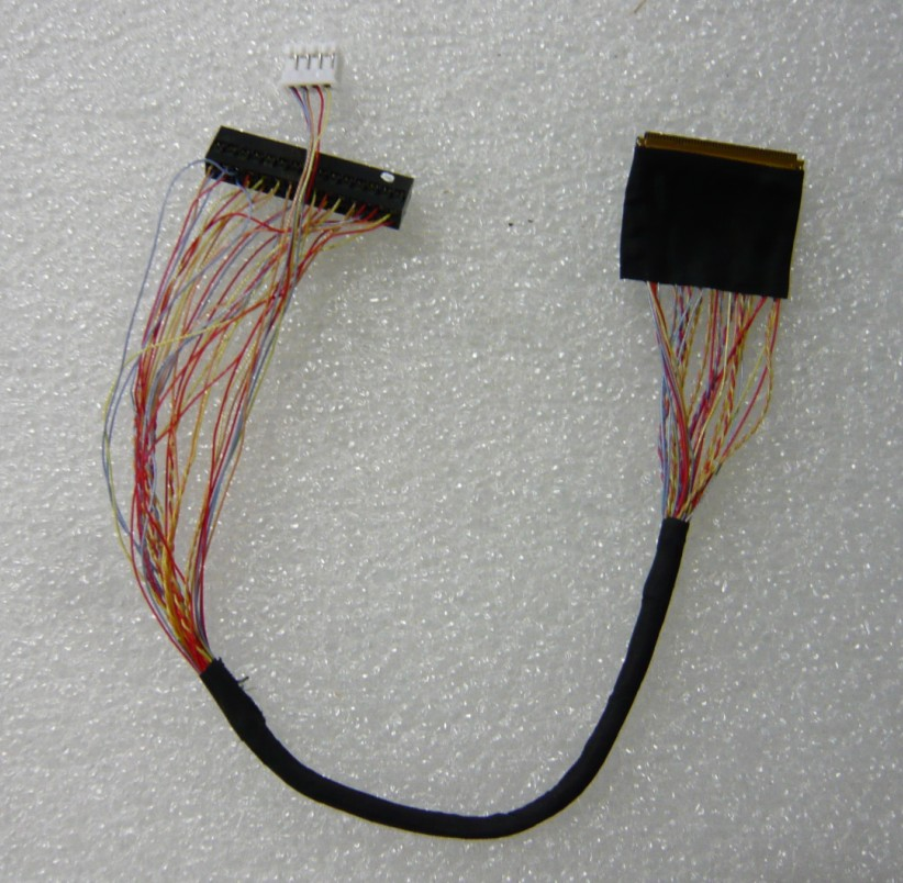 LCD LED LVDS Panel Cable