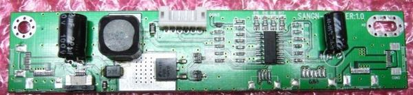 LG 23inch LED converter 1 6P connector