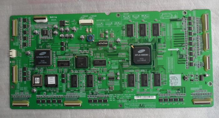 LJ41-02024A HD50,63 LOGIC MAIN 2A LJ92-00949A LJ92-00950A