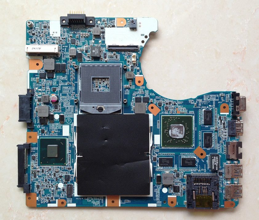 MBX-179 sony motherboard