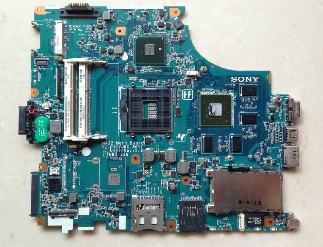 MBX-215 1024M sony motherboard
