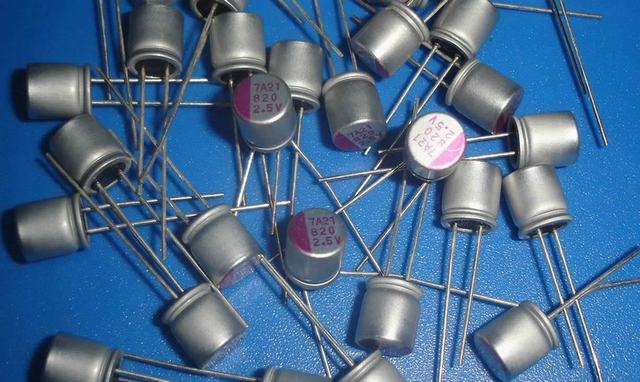 Matsuki 2.5V820UF 10pcs/lot