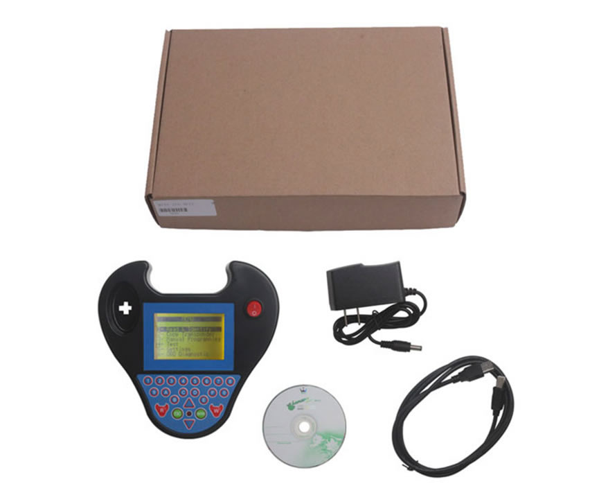 Mini Zedbull Smart Zed-bull Key Programmer Black