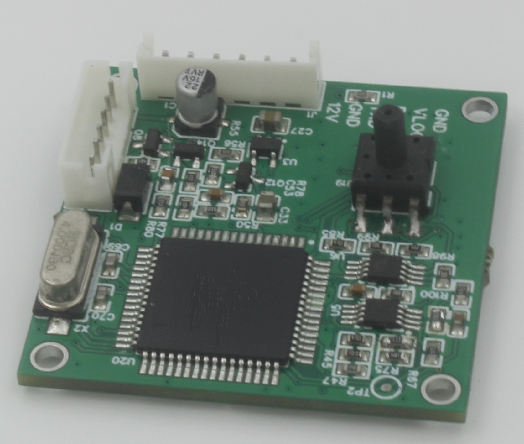 NIBP module board compatible with SunTech medical 41x41x10mm