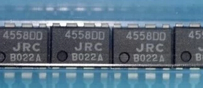 NJM4558DD JRC4558 5pcs/lot