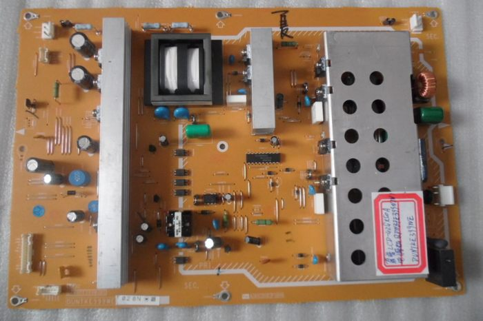 power board QPWBFE399WJN1 DUNTKE399WE