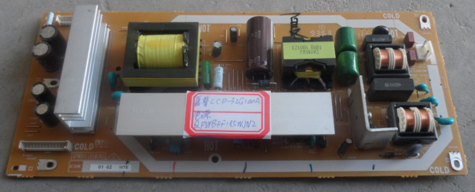 Power board QPWBFF185WJN2