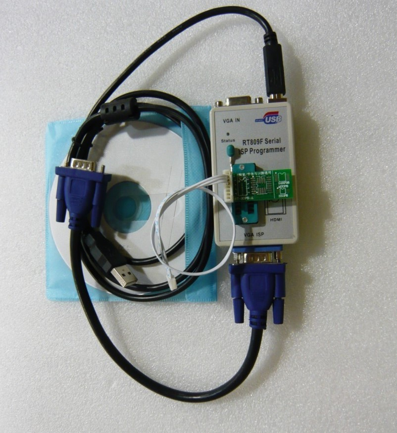 RT809F Serial ISP Grogrammer