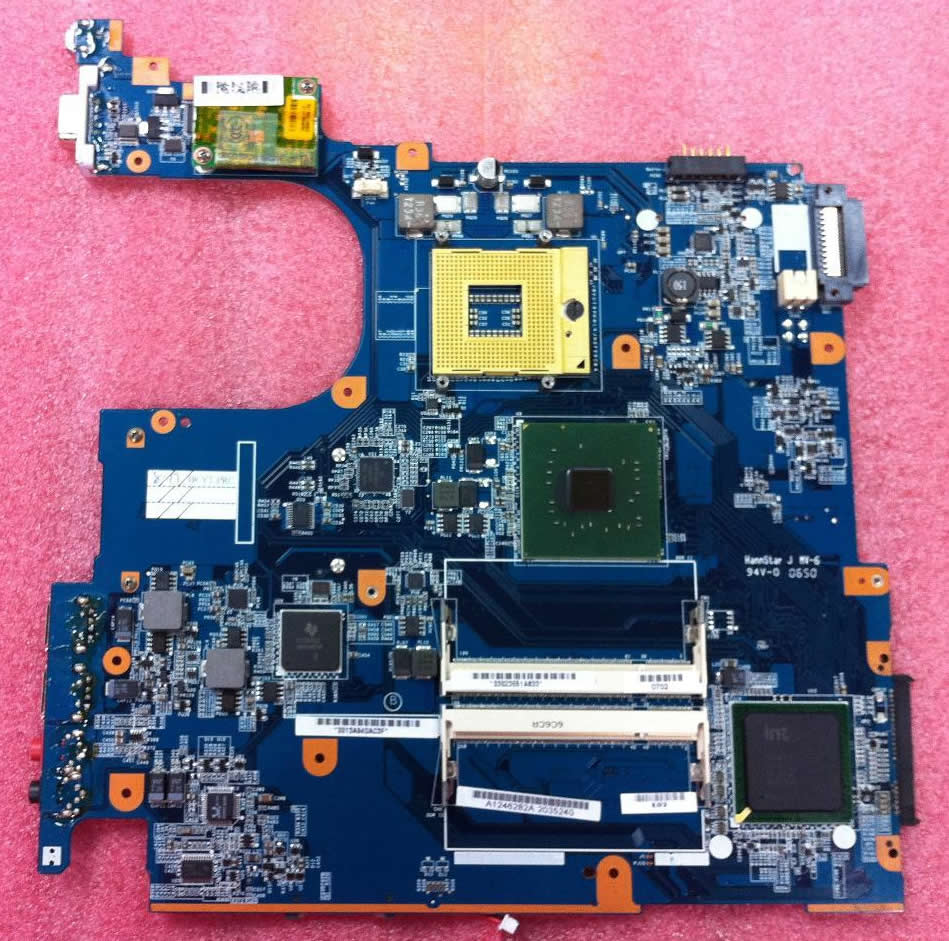 SONY MBX-160 mother board