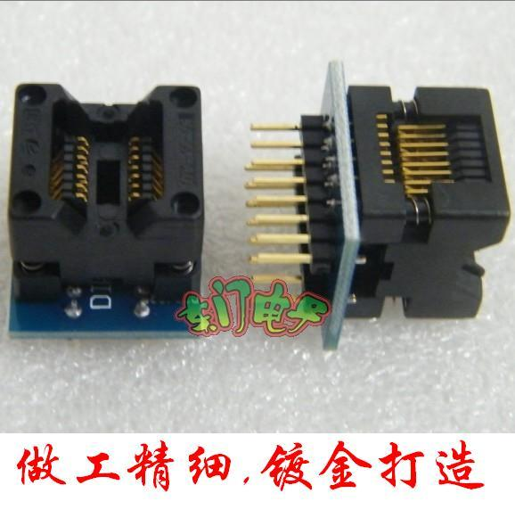 SOP16 to DIP16 SOP14 to DIP14 SOP8 to dip8 dual sop8 multi adapter for 150mil IC