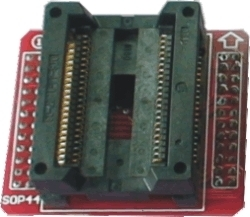 SOP44 to DIP44 adapter for TL886CS TL886A