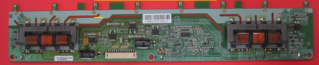 SSI320-4UH01 Inverter board