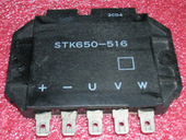 STK650-516 used and tested
