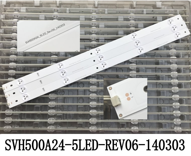SVH500A24-5LED-REV06-140303 11pcs/lot