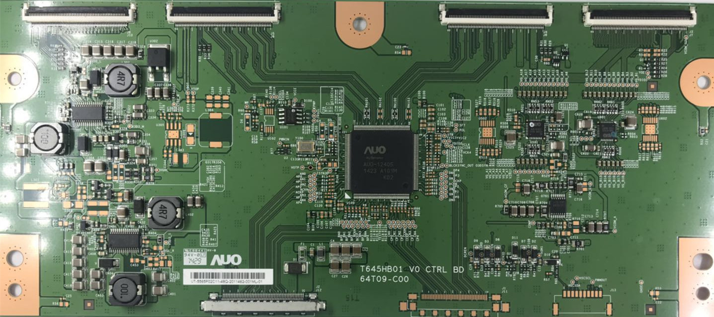AUO  T645HB01 V0 CTRL BD 64T09-C00 controller board