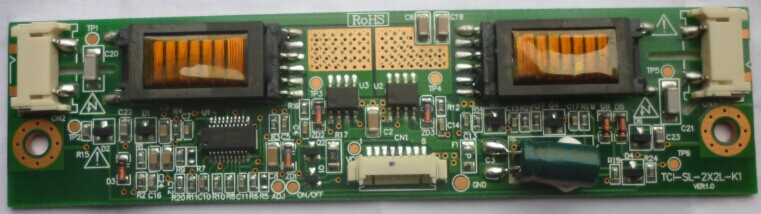 TCI-SL-2X2L-K1 backlight inverter board