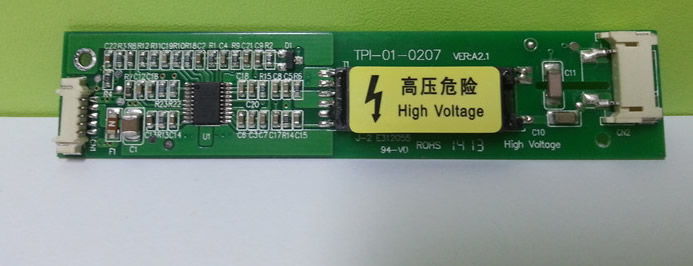 TPI-01-0207 backlight inverter board