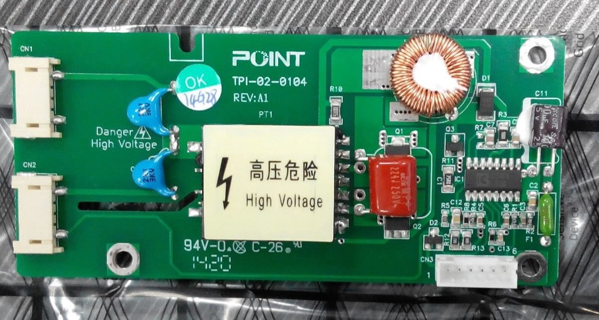 TPI-02-0104 inverter board new
