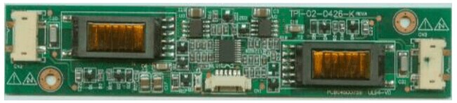 TPI-02-0426-k backlight inverter board