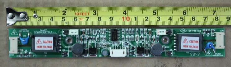 SAMPO QPWBGL007IDLF inverter board