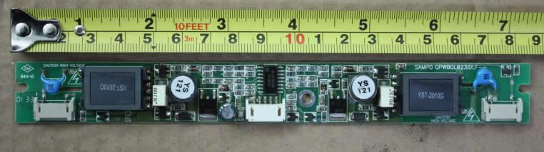 SAMPO QPWBGL023IDLF inverter board