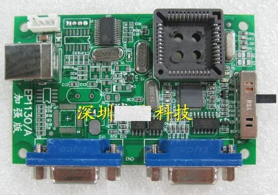 Programmer Debug Card IC Adapter